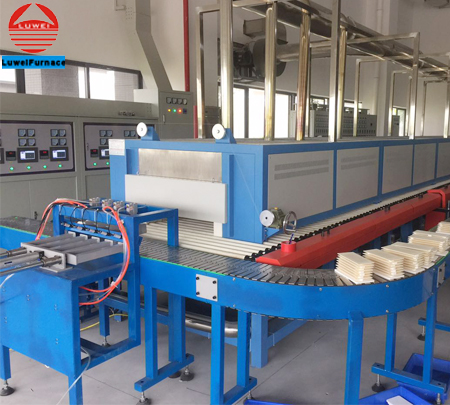 Roller Kiln For Ceramic Tiles